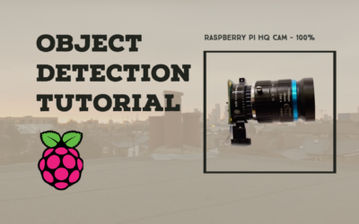 How to run object detection with Tensorflow 2 on the Raspberry PI using Docker
