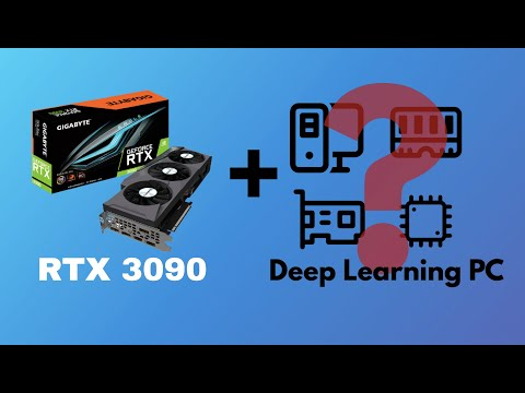 Designing a Deep Learning PC with an RTX 3090